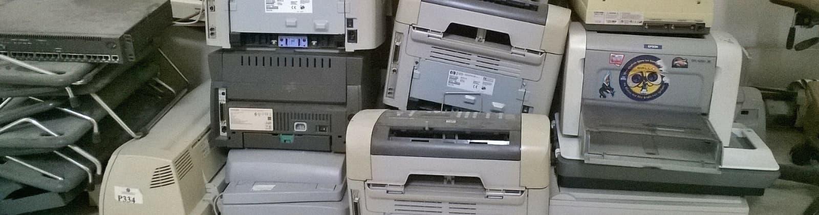 használt nyomtatók javítása